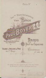 Boyer (Successeur de Van Bosch)
