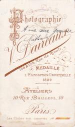 Daireaux, Victor