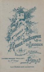 Arnold Grande Photographie Saint Ambroise