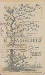 Dangeureux, Emile