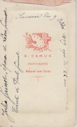 Camus, D.