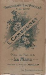 CAMBOUNET, L.