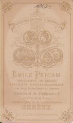 PRICAM, EMILE