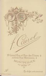 Cairol, Fernand
