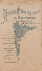 CHARPENTIER, A.