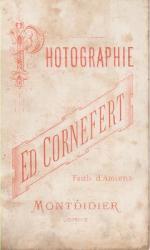 Cornefert, Ed.