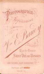 Baudy, E. vve