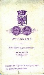 Boname, Alfred