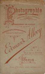 Allevy, Edouard