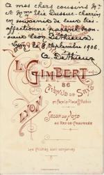 Gimbert, L.