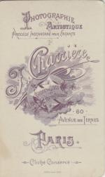 Charrière, F. (successeur Gustave Le Mans)