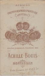 Bouis, Achille
