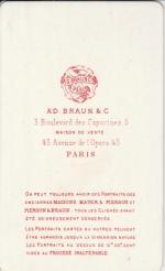 Braun, AD. & Cie