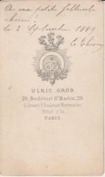 Grob, Ulric