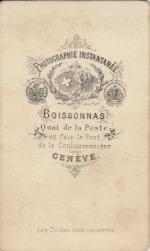 Boissonnas, Fréd