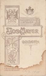 Mayer, Jos.