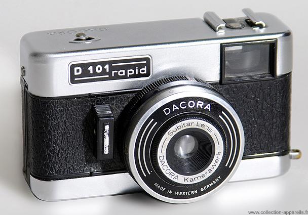 Dacora D101 Rapid