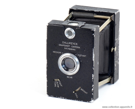 Dallmeyer Snapshot Camera