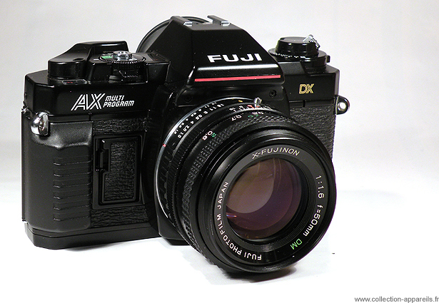 Fuji AX Multi-Program DX
