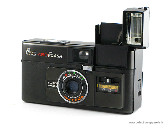Fuji Fujica Pocket 450 Flash