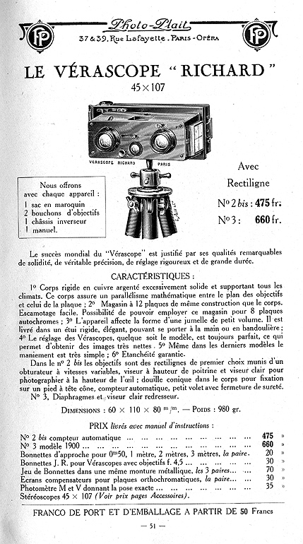 Richard Jules Vérascope n°2b