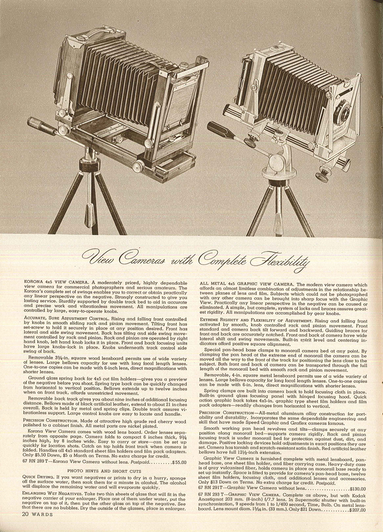Graflex Graphic View