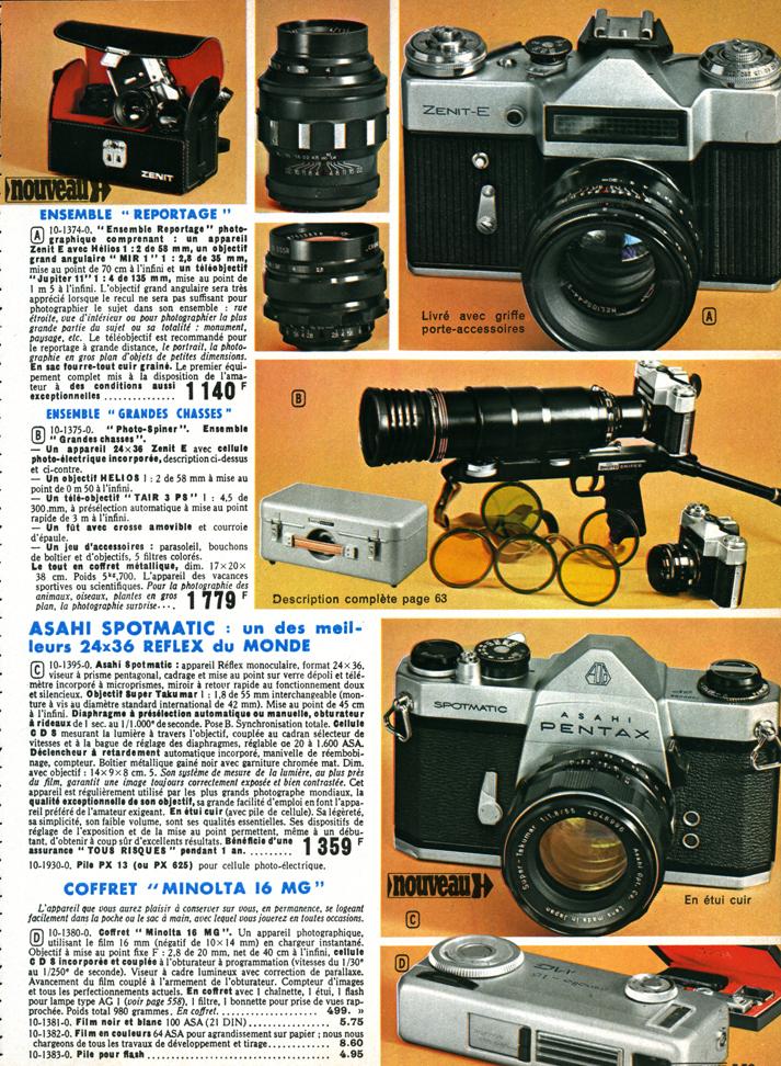 cellule kamera contaflex tlr