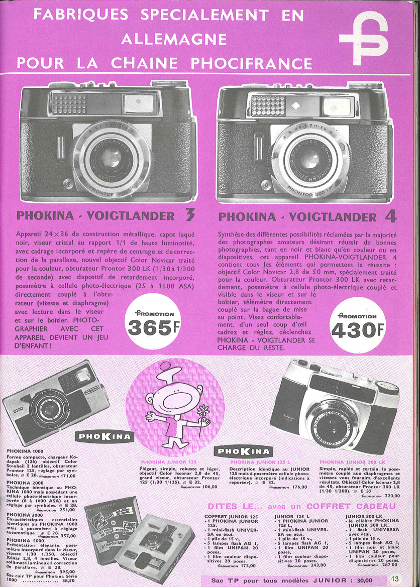 Phokina Phokina Junior 300LK