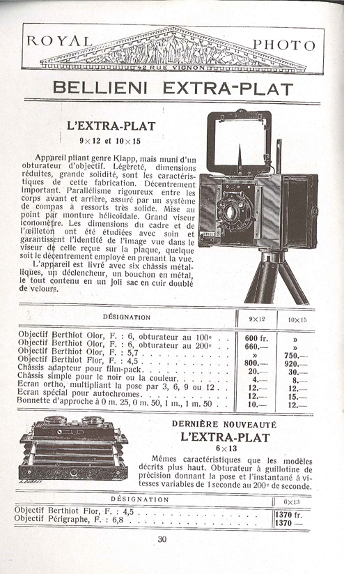 Bellieni Extra-plat Stereo