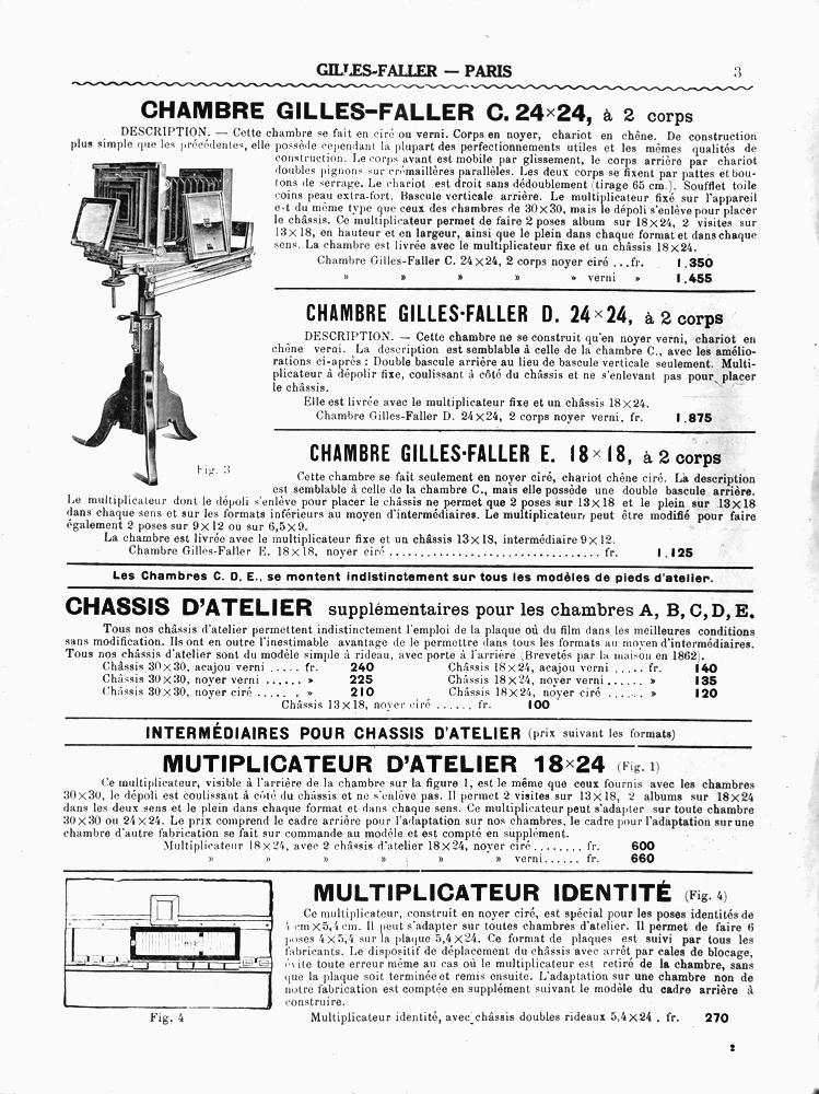 Gilles-Faller Chambre Gilles D