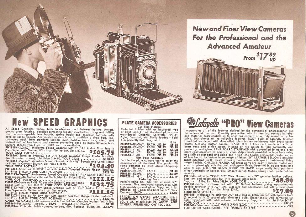 Lafayette Camera Pro 5x7
