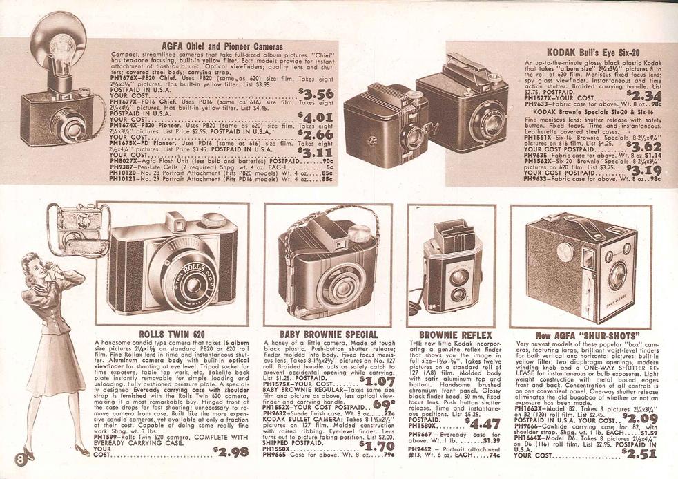 Kodak Brownie Special Six-16