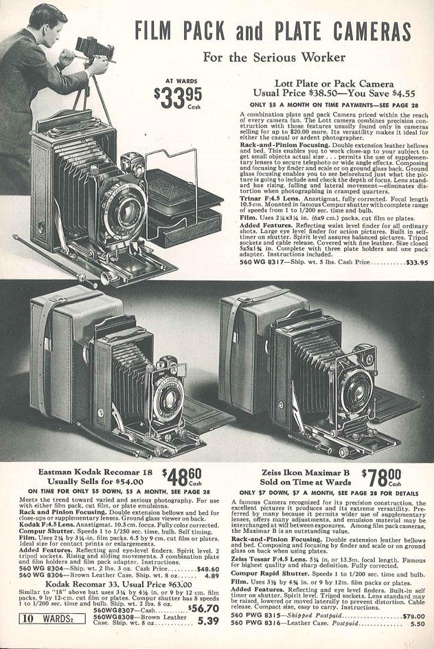 Kodak Recomar 18