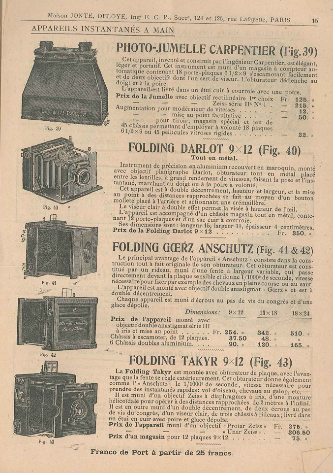 Darlot Folding