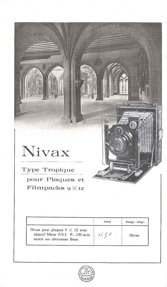 OIP Nivax type Tropique