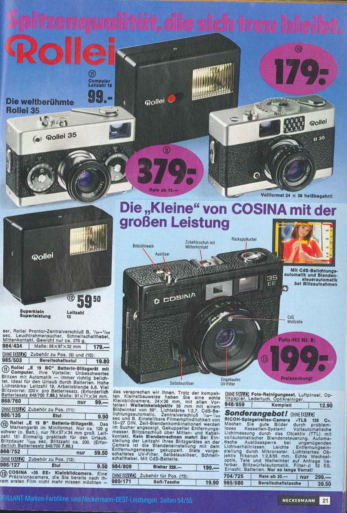 Cosina 35 EE