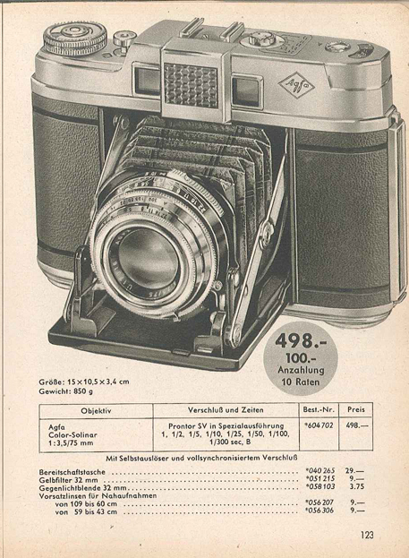 Agfa Automatic 66