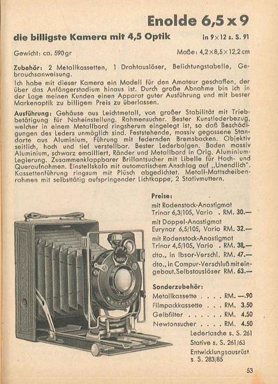 Kochmann Enolde