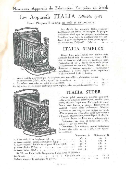 Tiranty Italia Simplex
