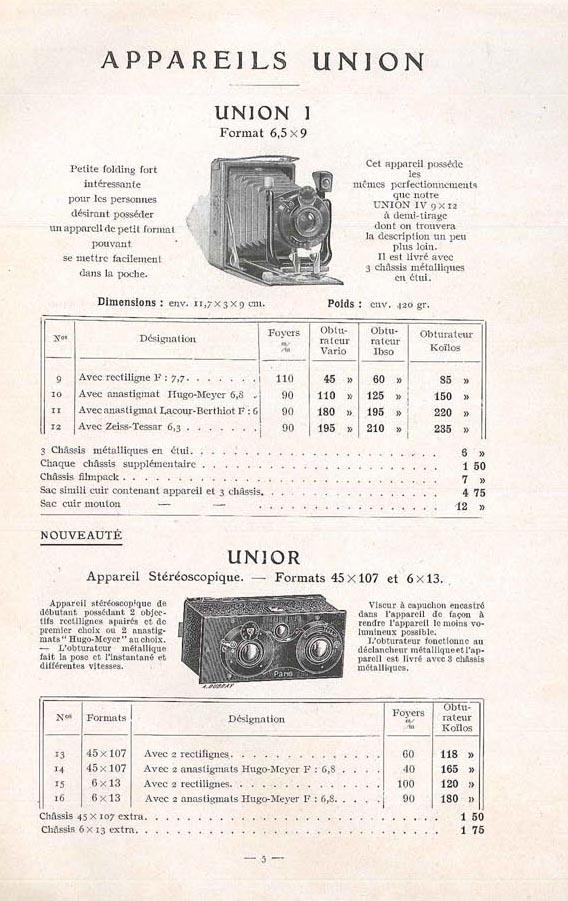 Union I