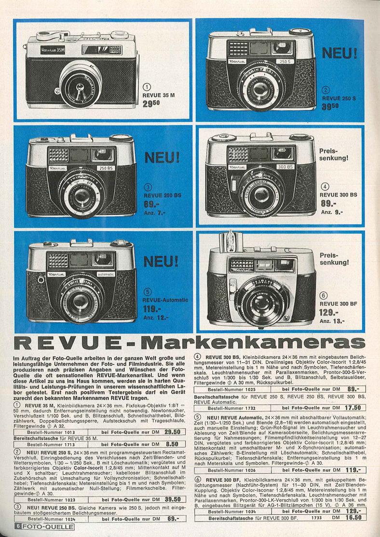 Foto-Quelle Revue 250S