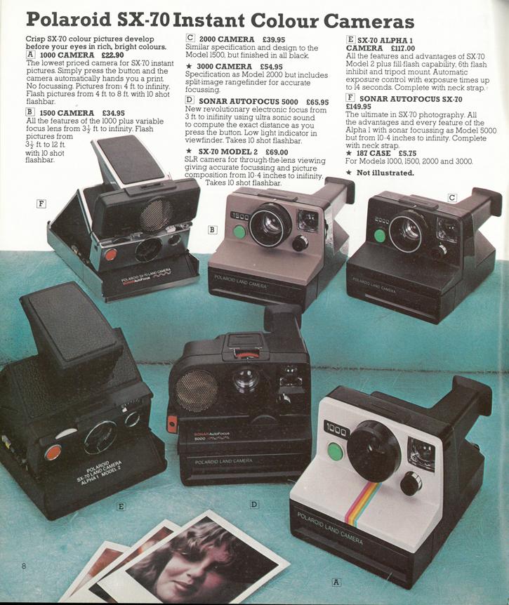 Polaroid Sonar Autofocus 5000