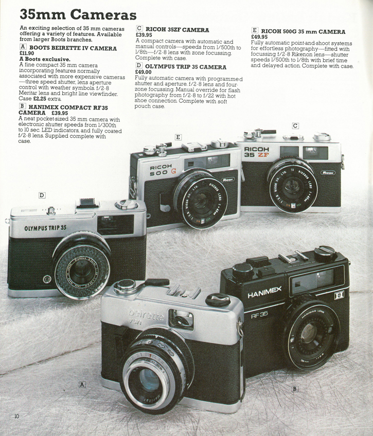 Hanimex RF 35
