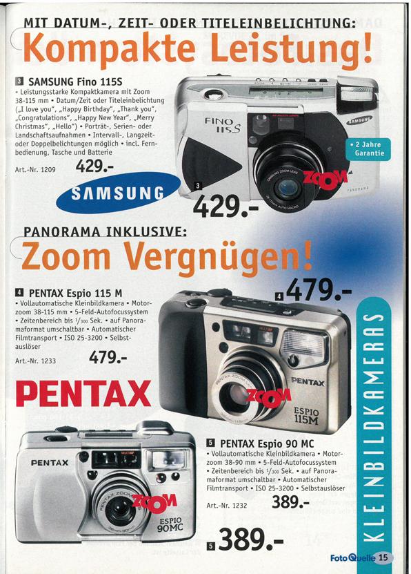 Samsung Fino 115S