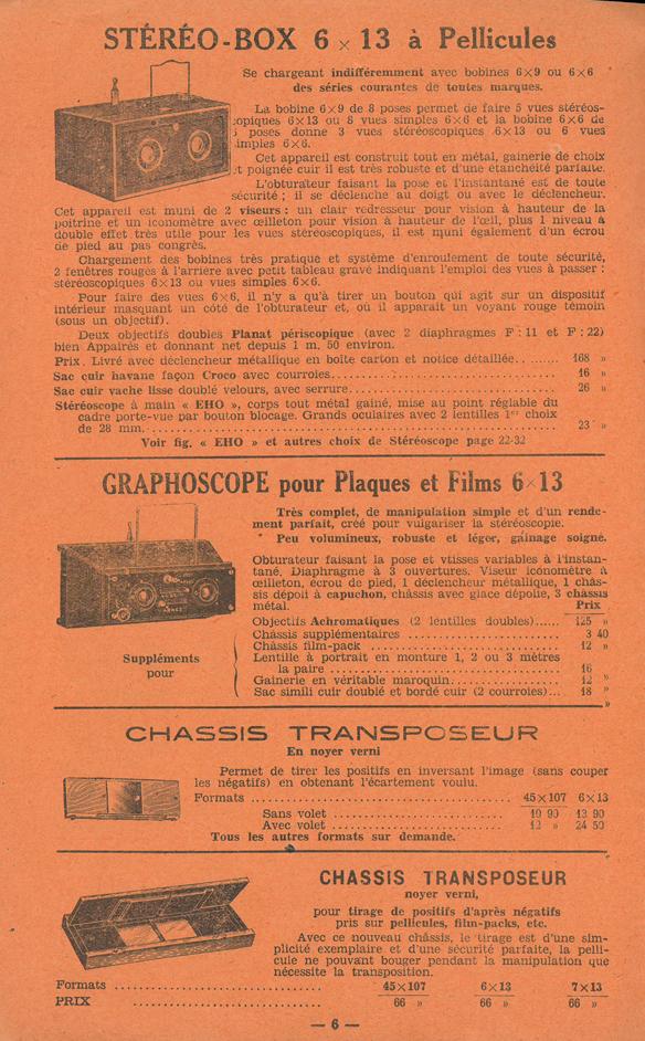 Inconnue Graphoscope