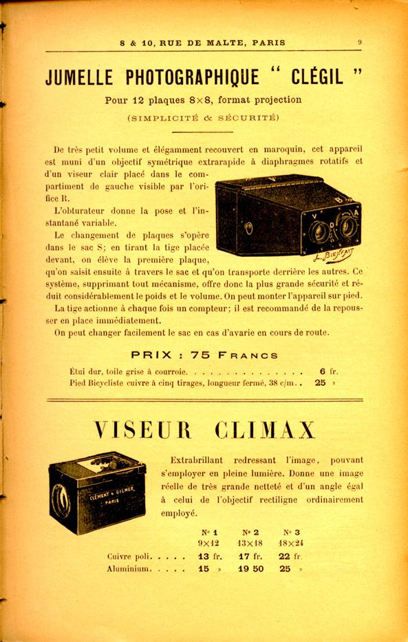 Clement et Gilmer Clegil
