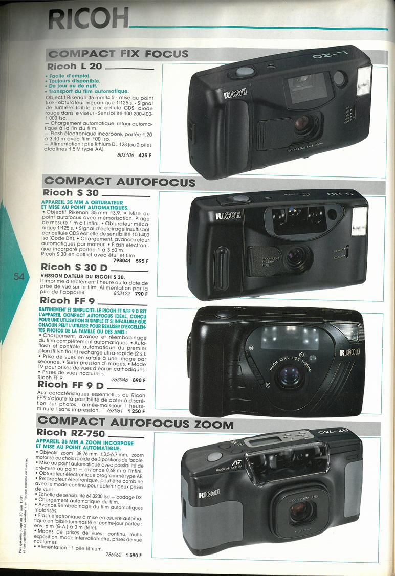 Ricoh FF-9D