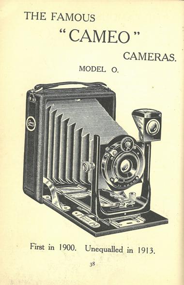 Butcher Cameo Model 0