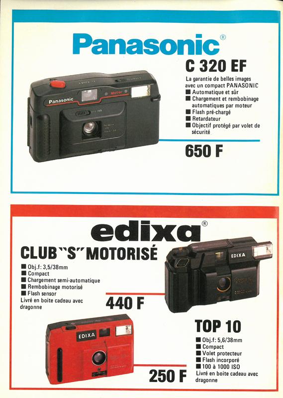 Edixa Club S
