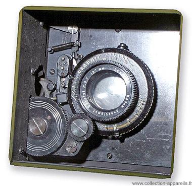 Graflex Combat 45 Vintage cameras collection by Sylvain Halgand